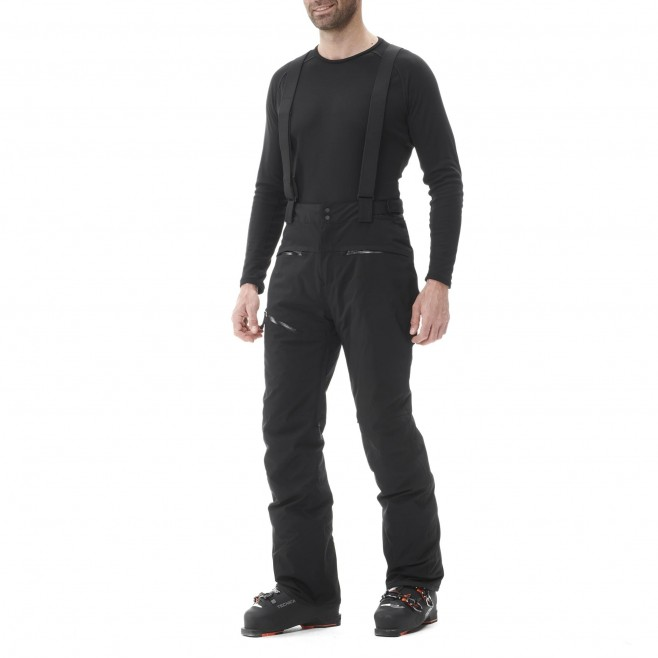 Men's waterproof pant - black ATNA PEAK PANT M Millet 2