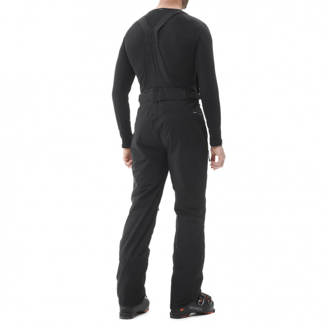 Men's waterproof pant - ski - red ATNA PEAK PANT Millet 3