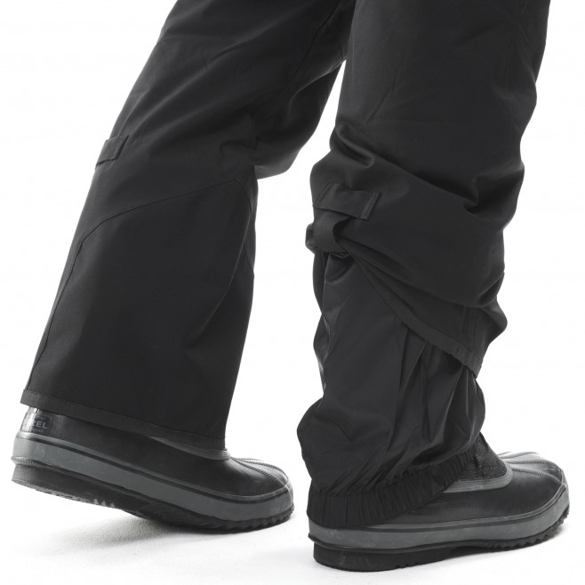 Men's waterproof pant - black ATNA PEAK PANT M Millet 7
