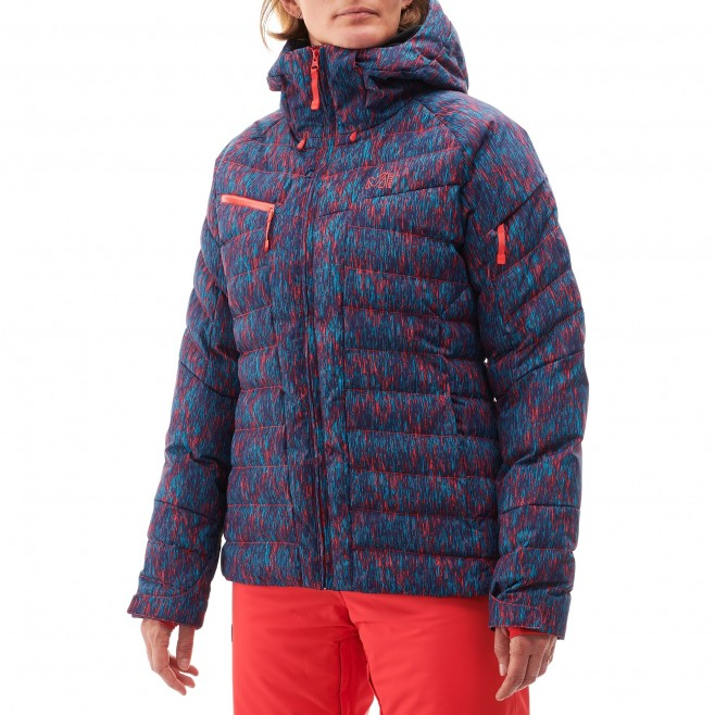 Women's waterproof jacket - blue ROBSON PEAK JKT W Millet 2