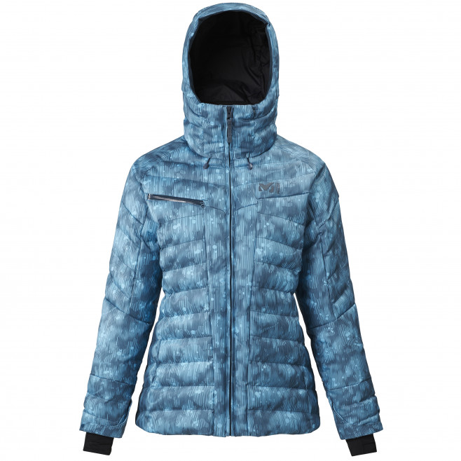 Women's waterproof jacket - blue ROBSON PEAK JKT W Millet