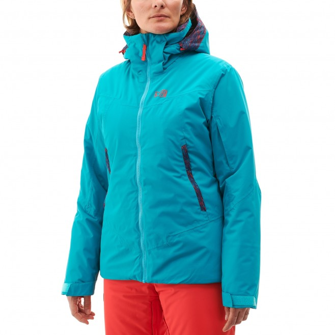 Women's jacket - ski - purple LD ATNA PEAK JKT Millet 2