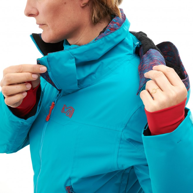 Women's jacket - ski - purple LD ATNA PEAK JKT Millet 6