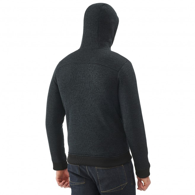 Men's sweatshirt - climbing - black SIKATI SWEAT Millet 3
