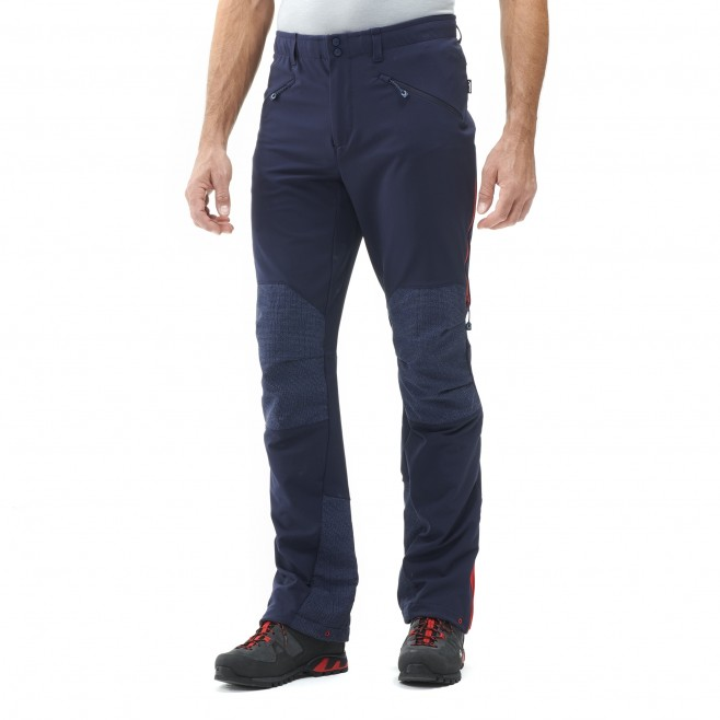 Men's wind resistant pant - navy-blue TRILOGY ADVANCED PRO PANT M Millet 2