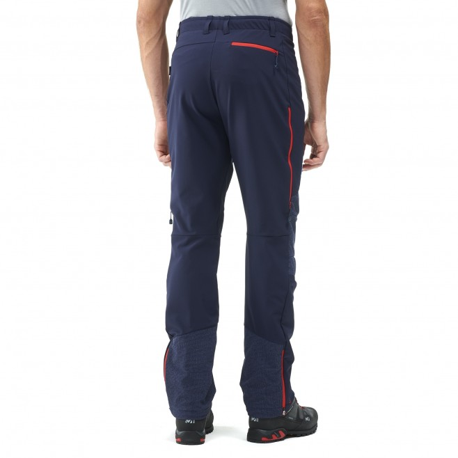 Men's wind resistant pant - navy-blue TRILOGY ADVANCED PRO PANT M Millet 3