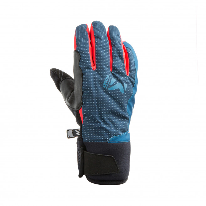 Men's softshell gloves - navy-blue TOURING GLOVE M Millet