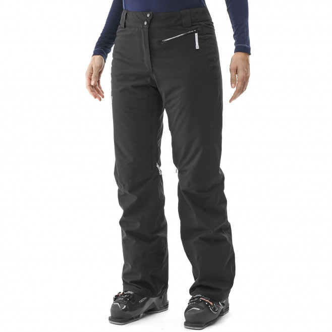 Women's waterproof pant - ski - blue LD LISKAMM STRETCH PANT Millet 2