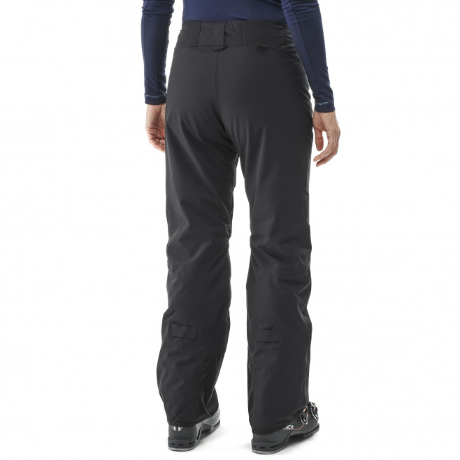 Women's waterproof pant - ski - blue LD LISKAMM STRETCH PANT Millet 5