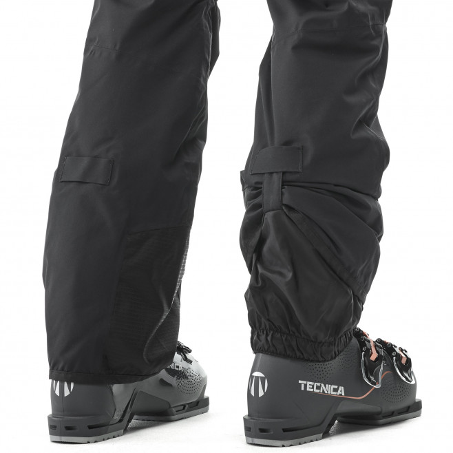 Women's waterproof pant - ski - blue LD LISKAMM STRETCH PANT Millet 6