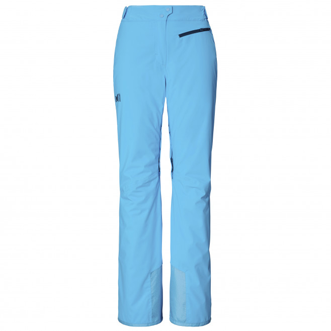 Women's water-resistant pant - blue LISKAMM STRETCH PANT W Millet