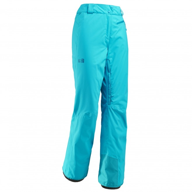 Women's waterproof pant - ski - blue LD LISKAMM STRETCH PANT Millet
