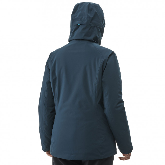 Women's waterproof jacket - navy-blue ANDROMEDA STRETCH JKT W Millet 4
