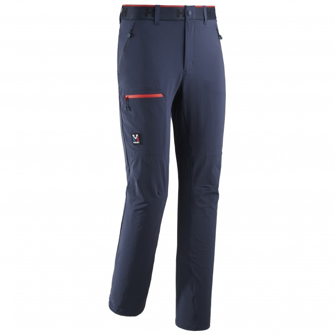 Men's pant - mountaineering - navy-blue TRILOGY ONE CORDURA PANT Millet