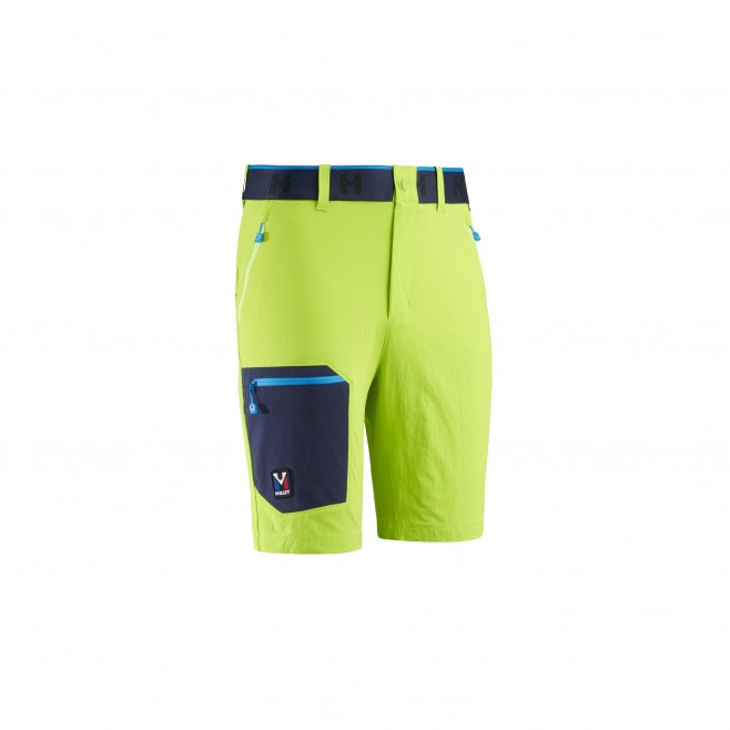 Men's short - green TRILOGY ONE CORDURA SHORT M Millet