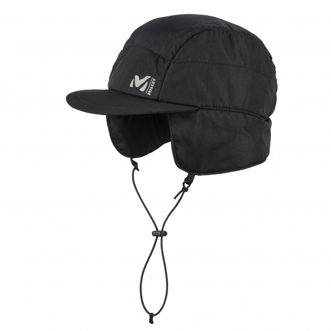 Men's cap - expedition - black WINTER ALPHA CAP Millet