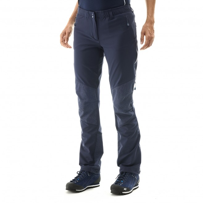 Women's wind resistant pant - navy-blue TRILOGY ADVANCED PRO PANT W Millet 3