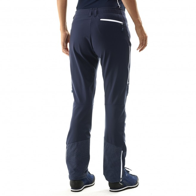 Women's wind resistant pant - navy-blue TRILOGY ADVANCED PRO PANT W Millet 4