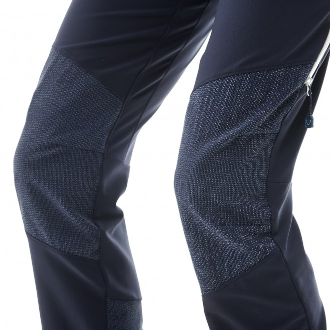 Women's wind resistant pant - navy-blue TRILOGY ADVANCED PRO PANT W Millet 7