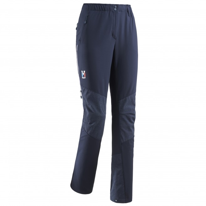 Women's wind resistant pant - navy-blue TRILOGY ADVANCED PRO PANT W Millet