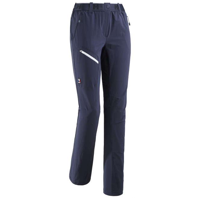 Women's wind resistant pant - mountaineering - navy-blue LD TRILOGY ONE CORDURA PANT Millet