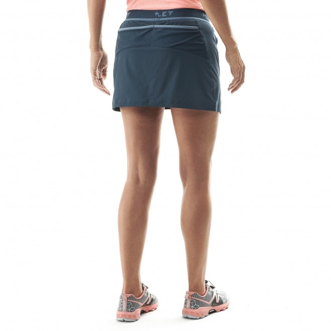 Women's short - pink LTK INTENSE SKIRT W Millet 3