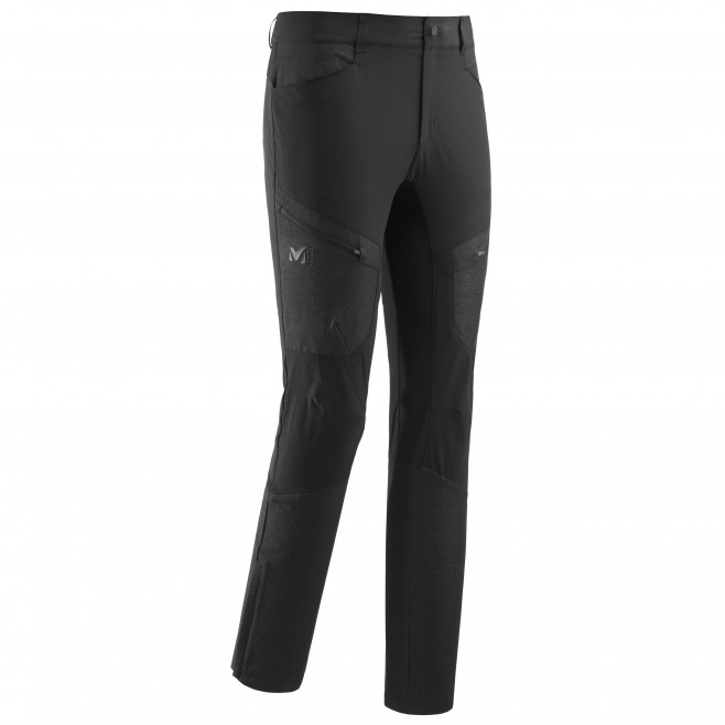 Men's pant - black KIVU STRETCH PANT M Millet
