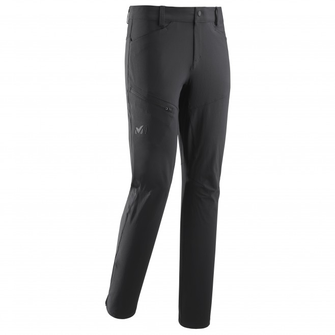 Men's pant - hiking - black TREKKER STRETCH PANT II Millet
