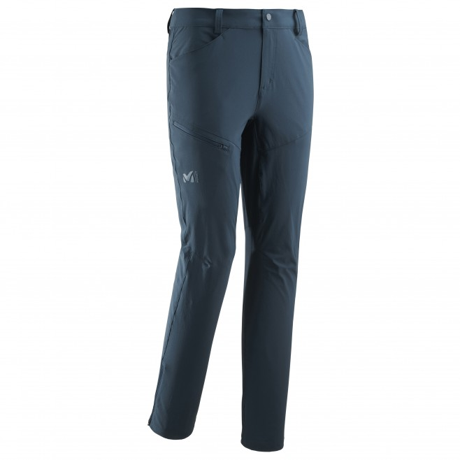 Men's pant - navy-blue TREKKER STRETCH PANT II M Millet