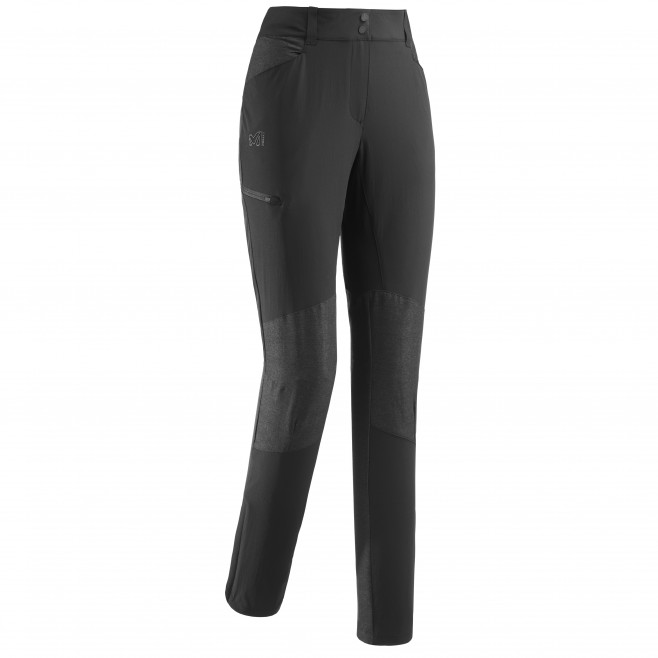 Women's pant - hiking - black LD KIVU STRETCH PANT Millet