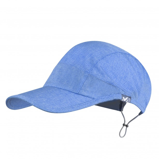 Cap - trail running - blue PERF BREATH CAP Millet