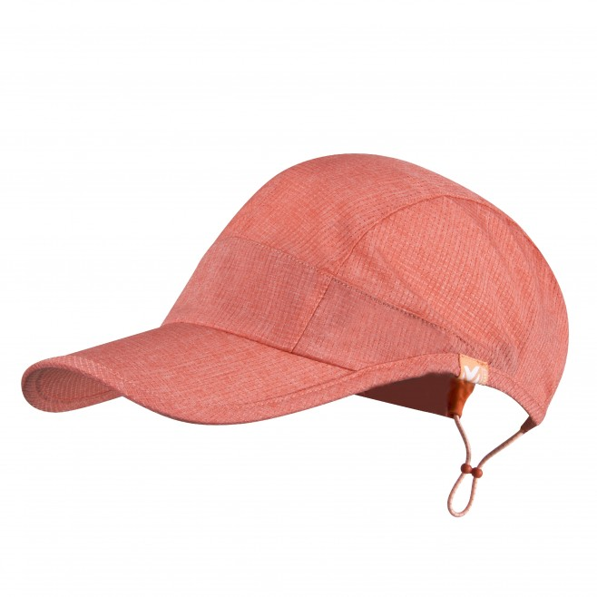 Cap - trail running - pink PERF BREATH CAP Millet