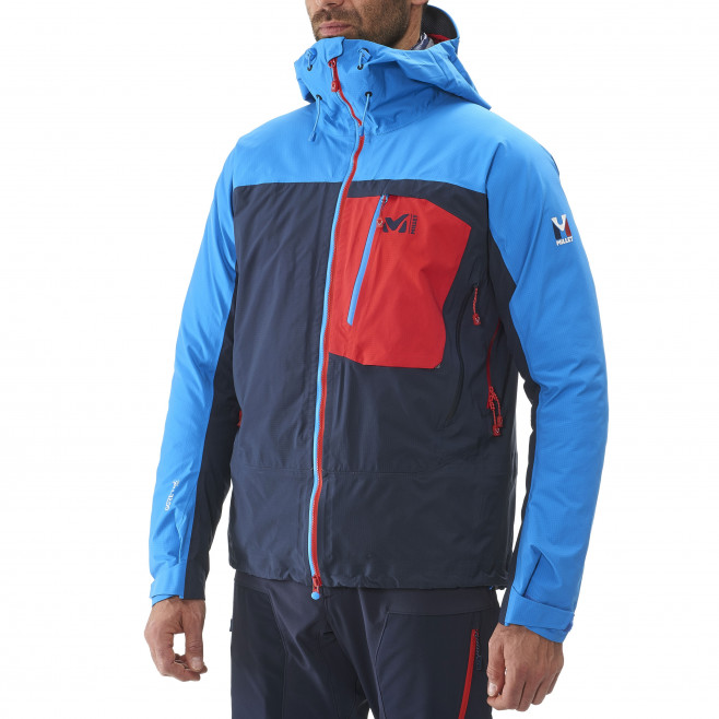 Men's gore-tex jacket - mountaineering - navy-blue TRILOGY CORE GTX PRO JKT Millet 8