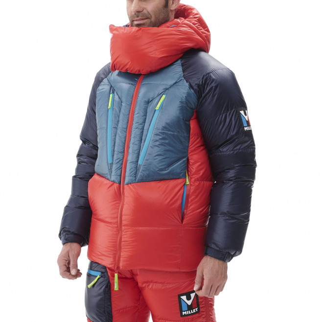 Men's downjacket - red TRILOGY MXP DOWN JKT M Millet 3
