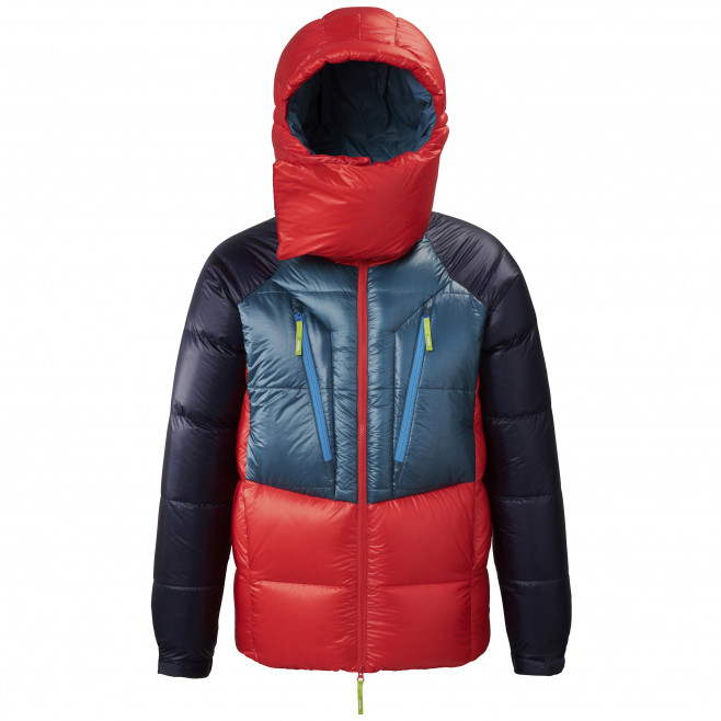 Men's downjacket - red TRILOGY MXP DOWN JKT M Millet