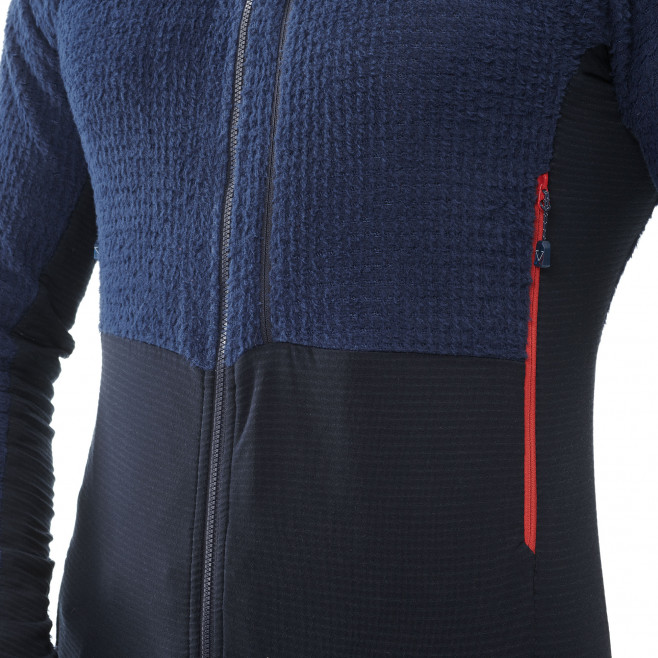 Men's fleecejacket - navy-blue TRILOGY EDGE ALPHA HOODIE M Millet 6