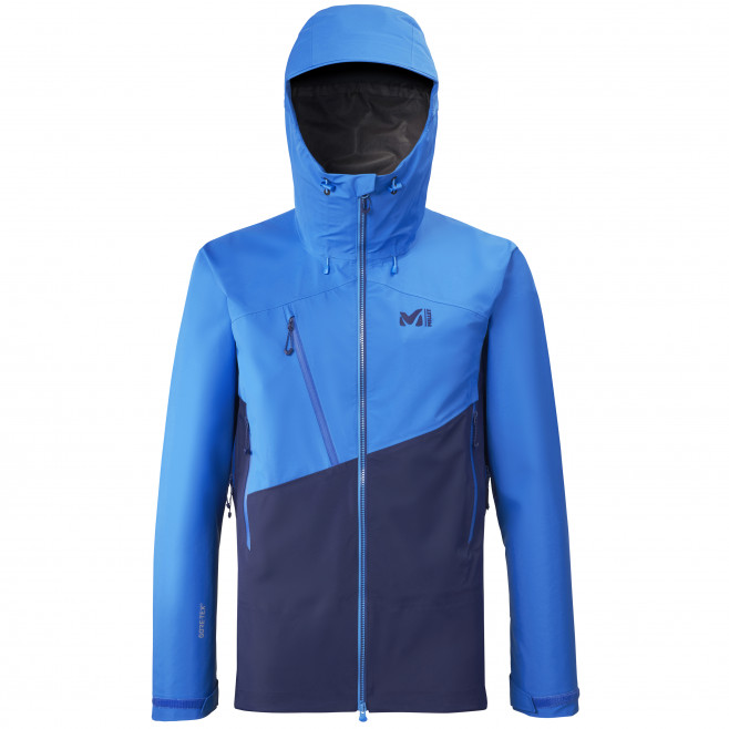 Men's gore-tex jacket - blue ELEVATION S GTX JKT M Millet