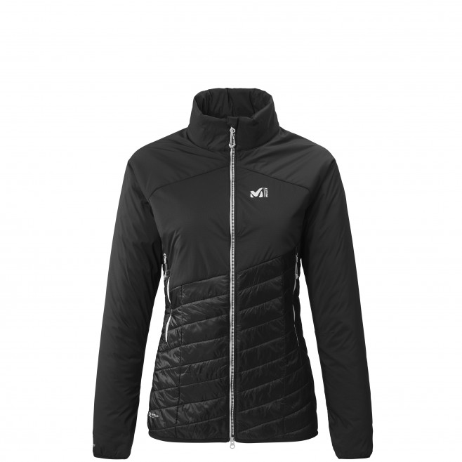 Women's very warm jacket - black ELEVATION AIRLOFT  JKT W Millet