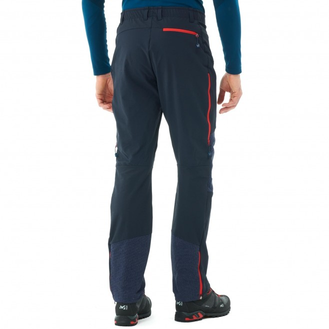 Men's wind resistant pant - navy-blue TRILOGY ADVANCED CORDURA PANT M Millet 3