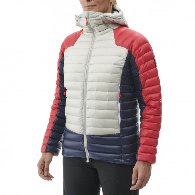 Women's downjacket - navy-blue TRILOGY SYNTH'X DOWN HOODIE W Millet 2