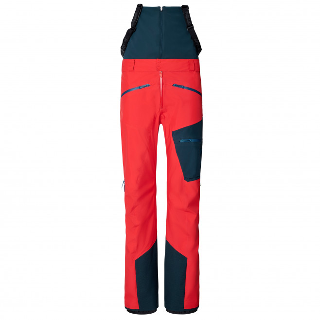 Men's gore-tex pant - red M WHITE GTX PT M Millet