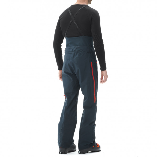 Men's gore-tex pant - navy-blue M WHITE GTX PT M Millet 3