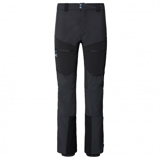 Men's softshell pant - black TOURING SHIELD EXTREME PT M Millet