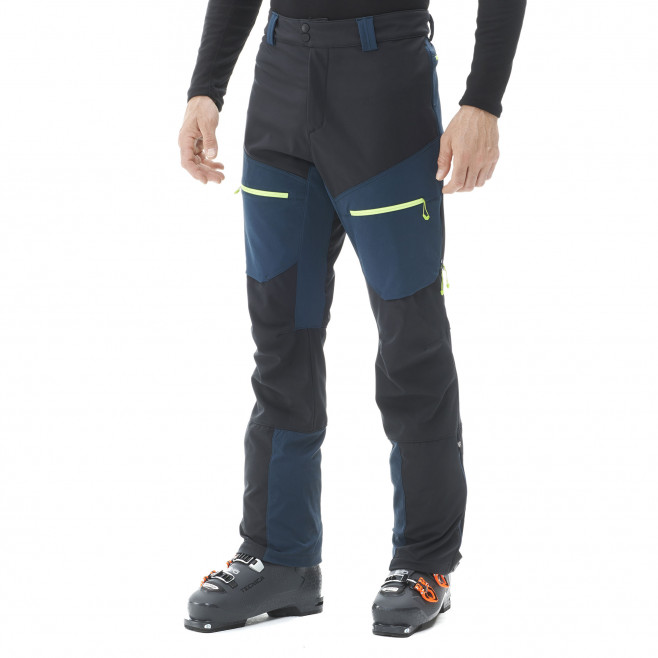 Men's softshell pant - black TOURING SHIELD EXTREME PT M Millet 2