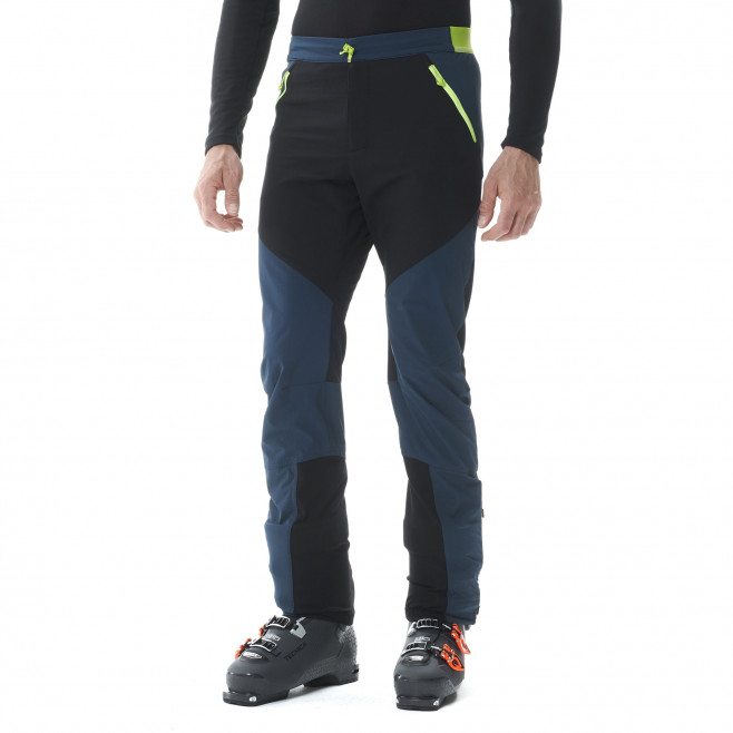 Men's softshell pant - blue EXTREME TOURING FIT PT M Millet 7