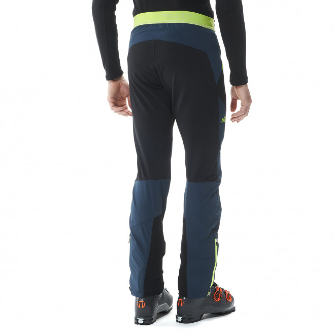 Men's softshell pant - blue EXTREME TOURING FIT PT M Millet 2