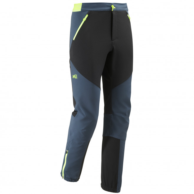 Men's softshell pant - navy-blue EXTREME TOURING FIT PT M Millet