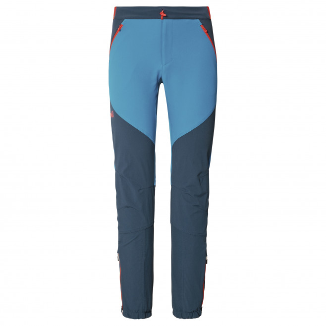 Men's softshell pant - blue EXTREME TOURING FIT PT M Millet