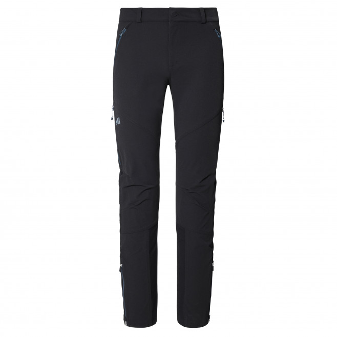 Men's softshell pant - black TOURING LIGHT XCS PT M Millet