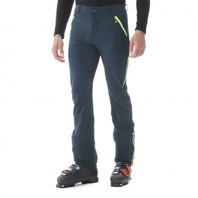 Men's softshell pant - black TOURING LIGHT XCS PT M Millet 2